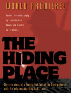 Charlie S Jensen in The Hiding Place